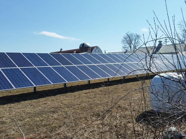 NY Farm Receives First Groundbreaking Clean Energy Financing from Energize NY!