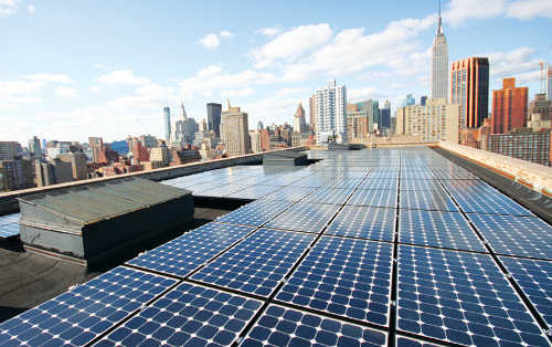 Brooklyn Completes Largest Community Solar Project in New York City